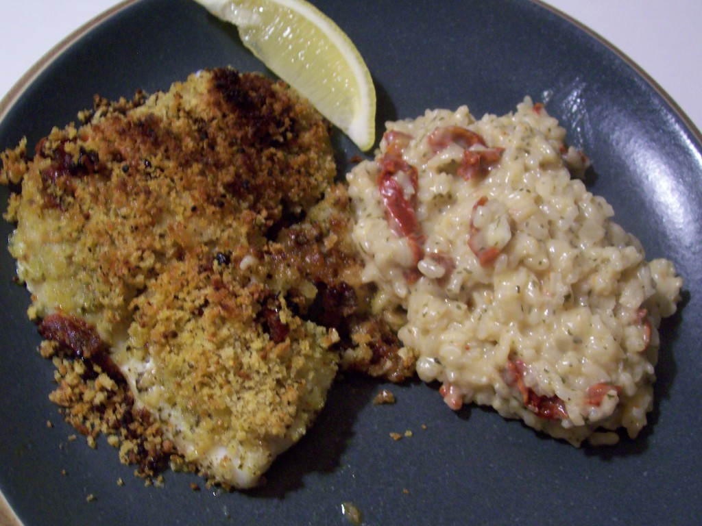 how to bake haddock fish in the oven