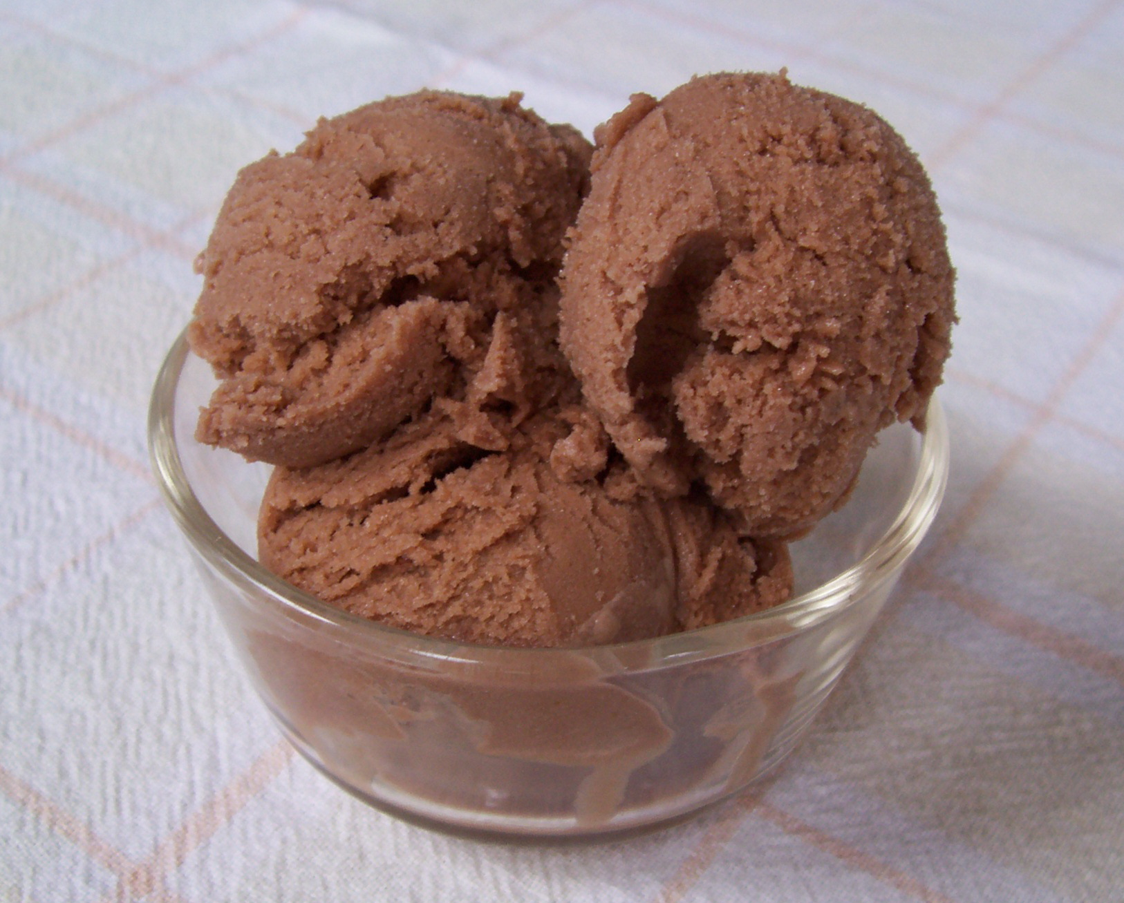 Very Chocolate Ice Cream Recipe — Dishmaps