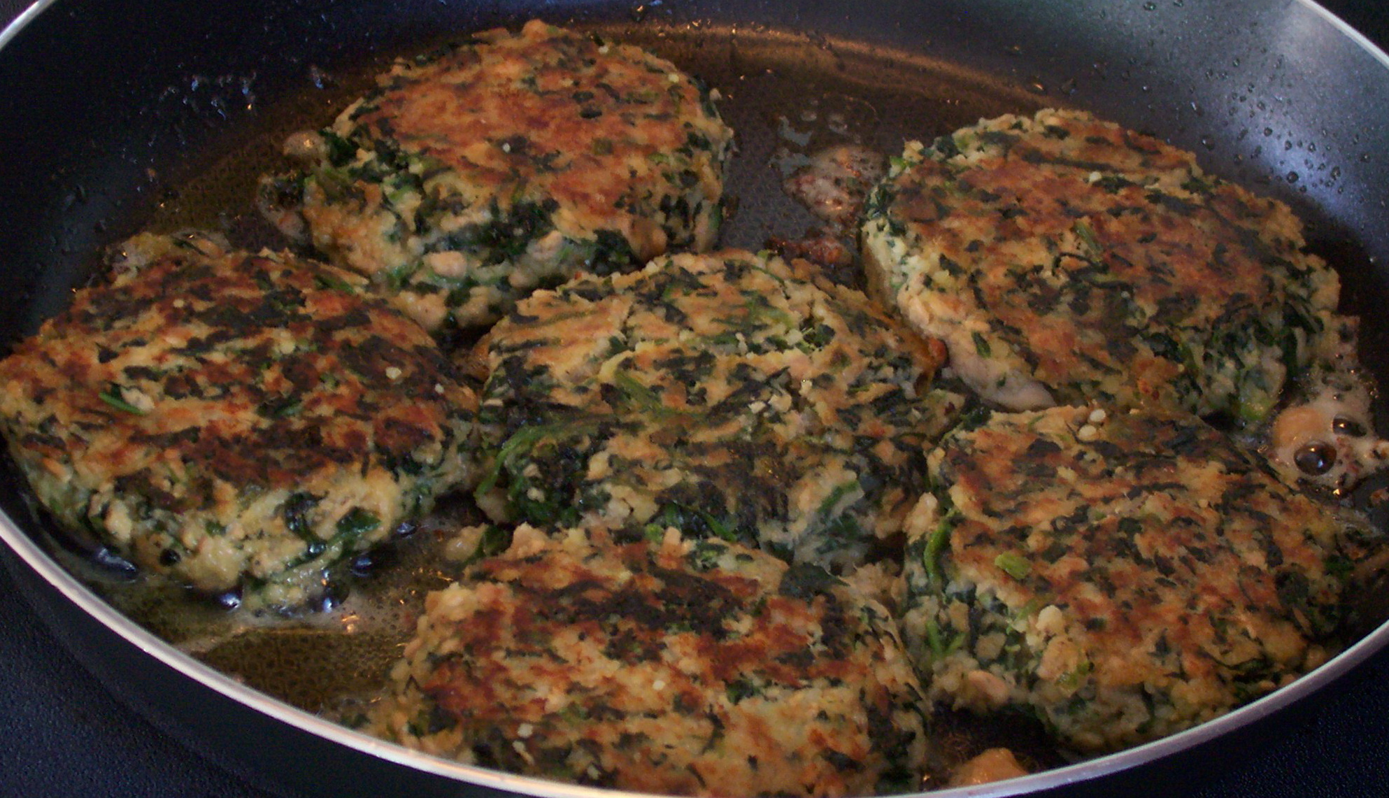 Moroccan Salmon Cakes With Garlic Mayonnaise Recipe — Dishmaps