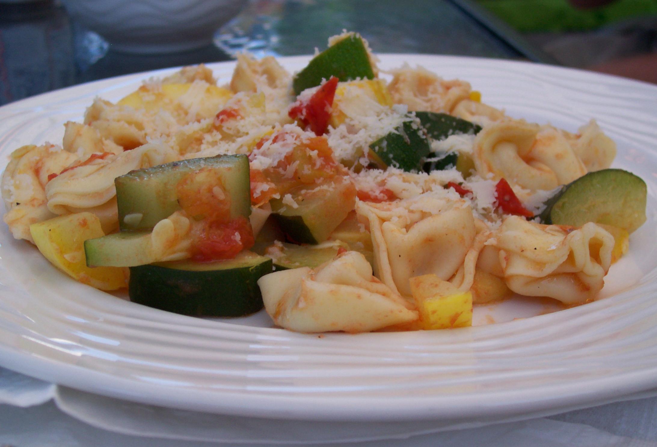 L/A's Finest: Moroccan Salmon Cakes & Fresh Garden Veggies ...