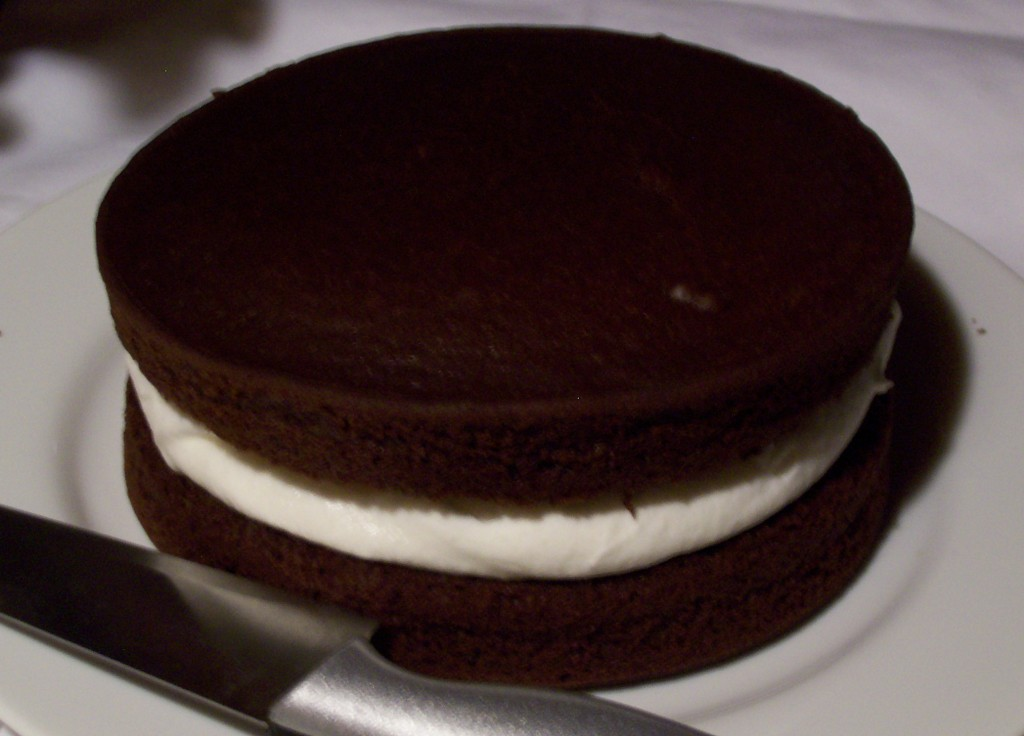 A Single Batch Of The Batter Is Just Enough To Make Two 8 Round Cakes Which Can Be Filled In Middle Resemble Giant Whoopie Pie